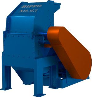 Hippo Hammer Mill L63